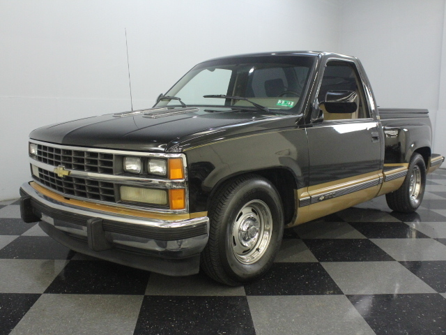 Black 1988 Chevrolet C1500 For Sale Mcg Marketplace