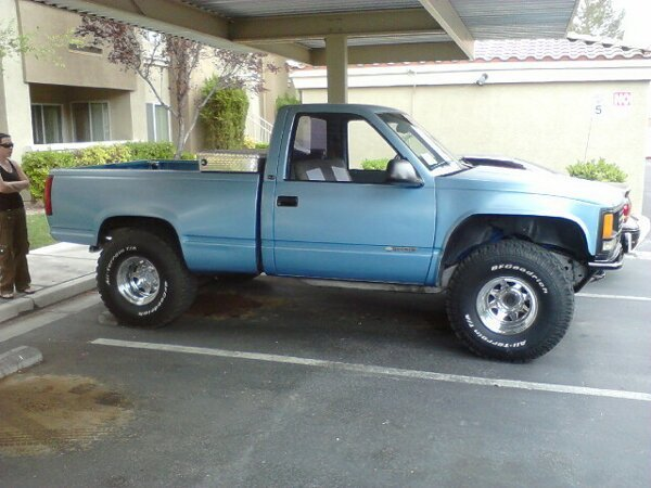 Chevy Trucks For Sale >> Blue 1989 Chevrolet Silverado 1500 For Sale | MCG Marketplace
