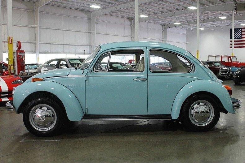 1973 volkswagen beetle super beetle post mcg social for Garage rose volkswagen fontainebleau samoreau