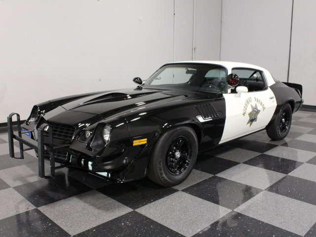Black 1979 Chevrolet Camaro For Sale Mcg Marketplace