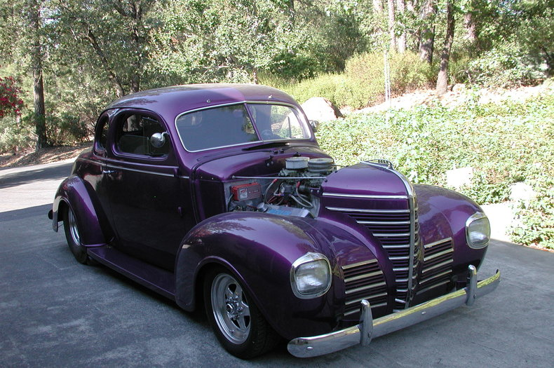 1939 Plymouth Business Coupe Post Mcg Social