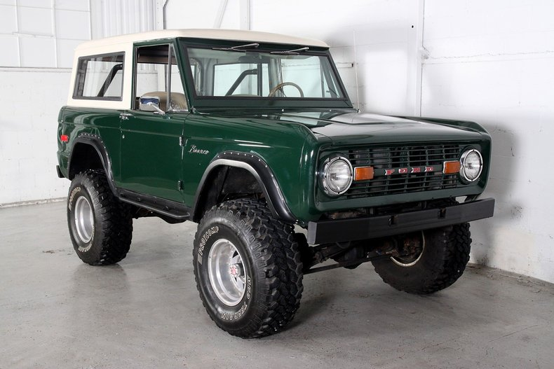 1975 Ford Bronco | Post - MCG Social™ | MyClassicGarage™
