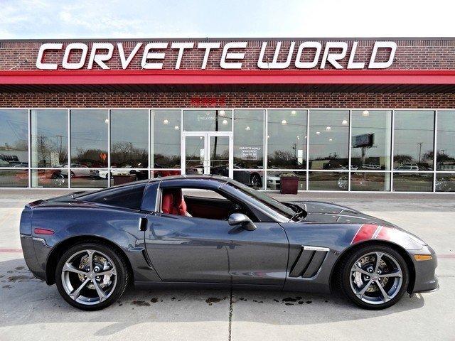 cyber gray metallic 2012 chevrolet corvette for sale mcg marketplace. Black Bedroom Furniture Sets. Home Design Ideas