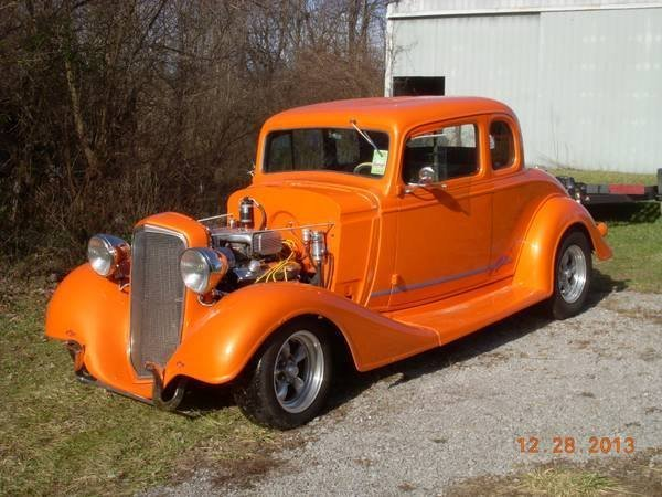 1934 chevrolet 5 window coupe post mcg social for 1934 chevy 5 window coupe
