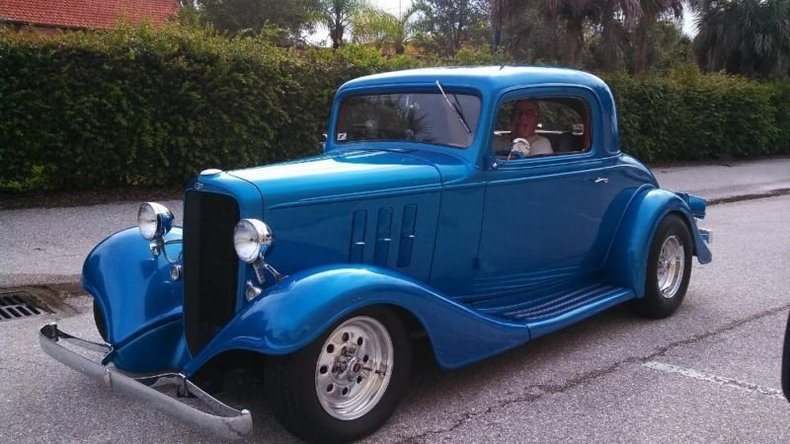 1933 chevrolet 3 window coupe for sale mcg marketplace for 1933 chevy 3 window coupe