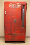 M53 Tall Coke Machine