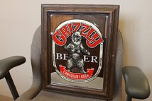 M57 Grizzly Beer Mirror