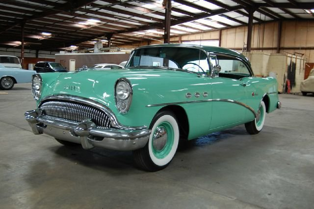 1954 Buick Century Gold Special Edition For Sale Mcg Marketplace