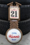 M74 Hamms Beer Born Before