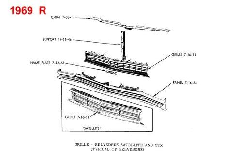 1966 Gto Wiring Harness
