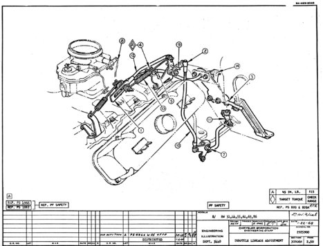 Restoration on dodge 360 firing order diagram