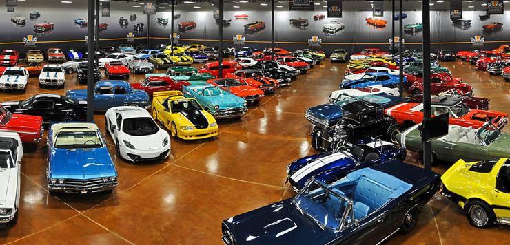 Myclassicgarage garage mcg social for Credit garage auto