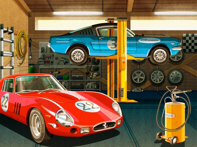 Myclassicgarage Garage Mcg Social