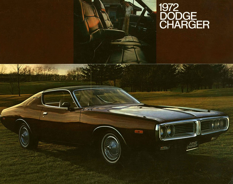 1972 Dodge Charger My Classic Garage