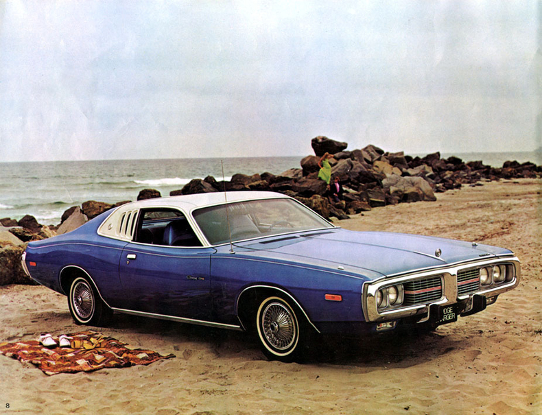 1973 Charger Specs Colors Facts History and Performance