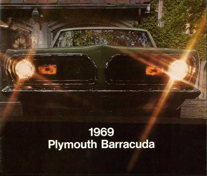 1969 Plymouth Barracuda My Classic Garage