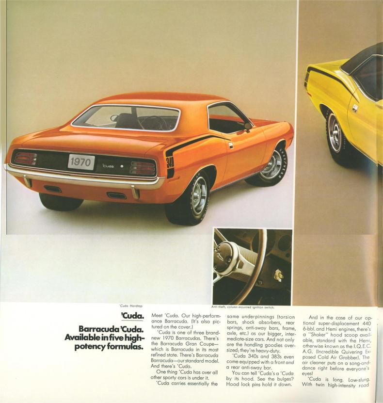 1970 Plymouth Barracuda | My Classic Garage