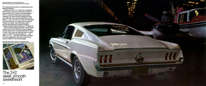 1967 Ford Mustang My Classic Garage