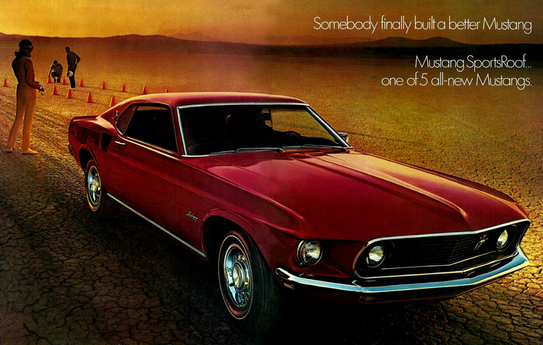 1969 ford mustang my classic garage. Black Bedroom Furniture Sets. Home Design Ideas