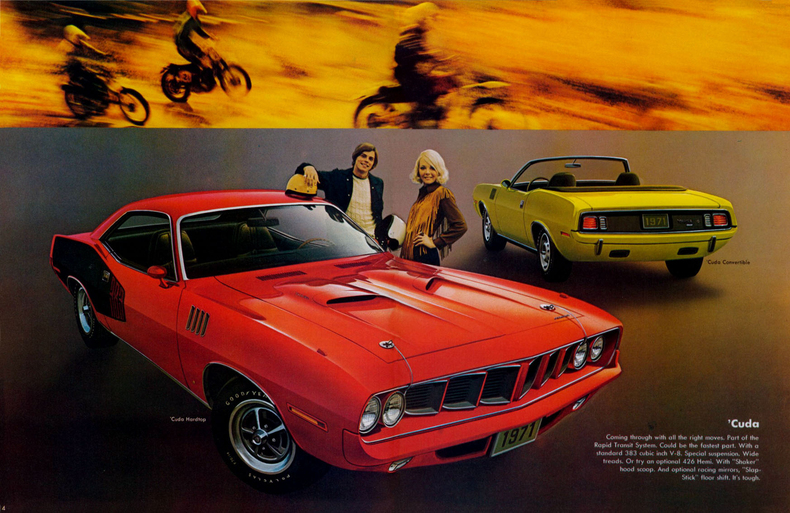 1971 Plymouth Barracuda | My Classic Garage