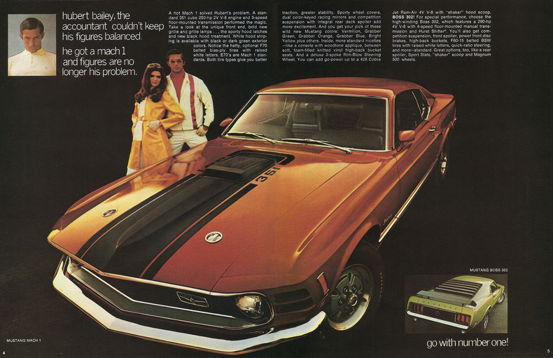 1970 Ford Mustang | My Classic Garage