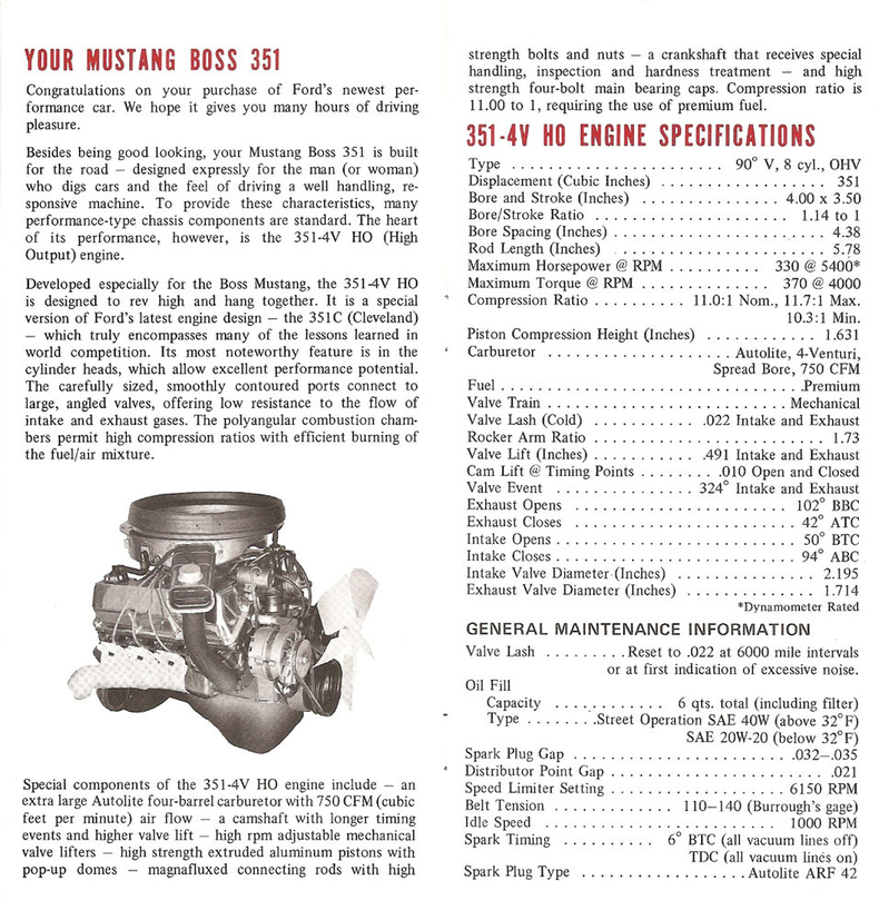 Atk Engines 2536 Remanufactured Cylinder Head For 1994: Ford 302 Engine Specifications