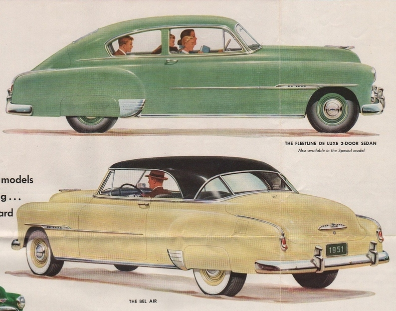 1951 Chevrolet Paint Colors | #1 Wiring Diagram Source on