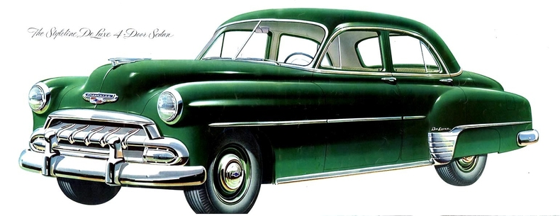 1952 Chevrolet Bel Air | My Classic Garage