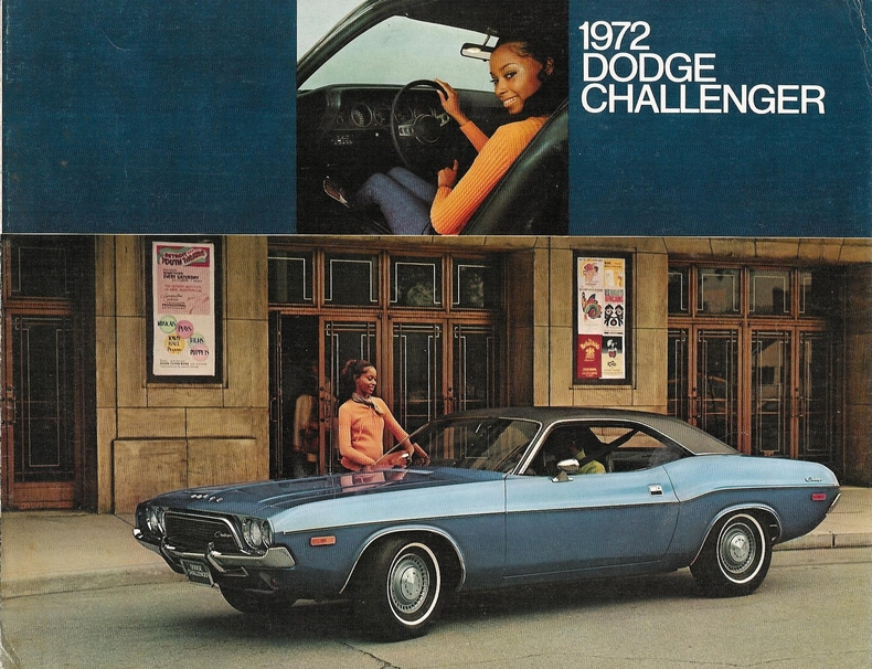 1972 Challenger Specs Colors Facts History And