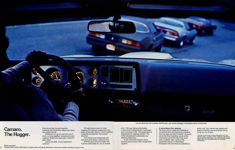 1979 Chevrolet Camaro My Classic Garage