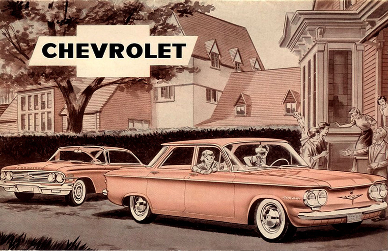 1960 Bel Air Specs, Colors, Facts, History, and ...