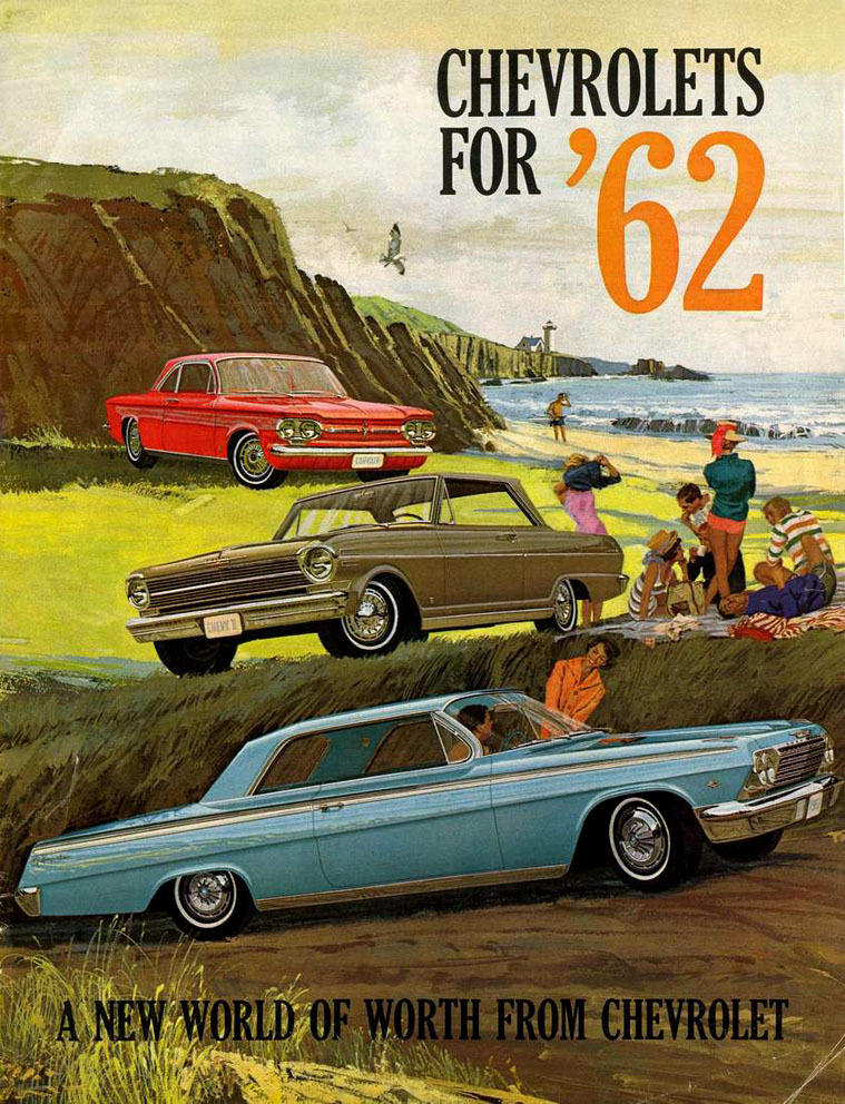 1962 Impala Specs Colors Facts History And Performance