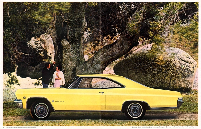 1965 Chevrolet Impala | My Classic Garage