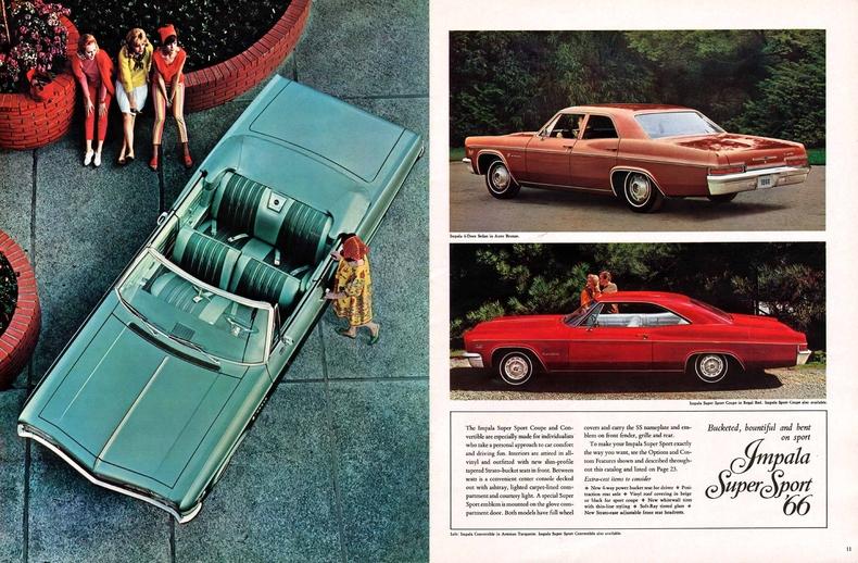1966 Chevrolet Impala My Classic Garage