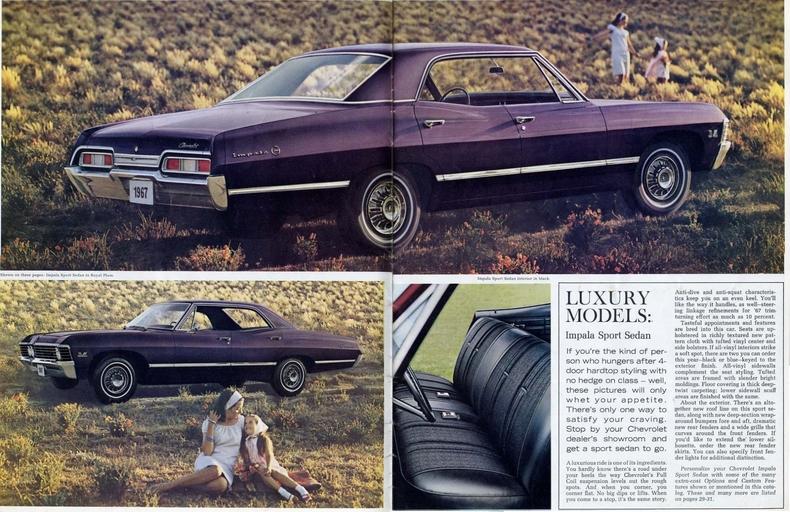 1967 Chevrolet Impala   My Classic Garage