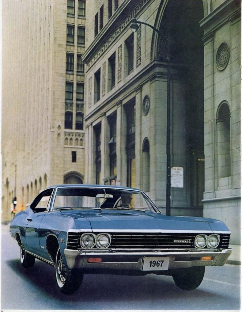 67 Impala Ss For Sale >> 1967 Chevrolet Impala | My Classic Garage