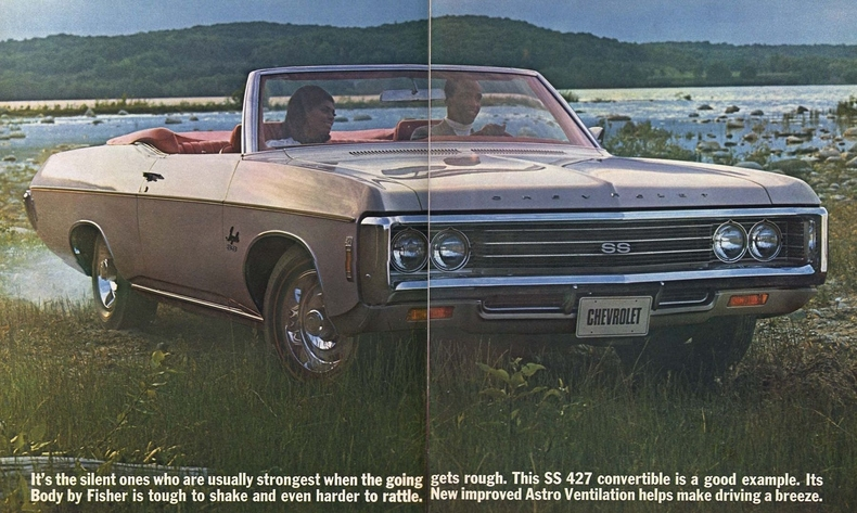 1969 Impala Specs Colors Facts History and Performance