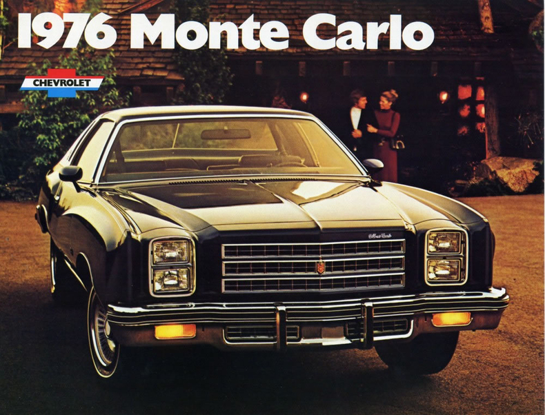 1976 chevrolet monte carlo my classic garage. Black Bedroom Furniture Sets. Home Design Ideas