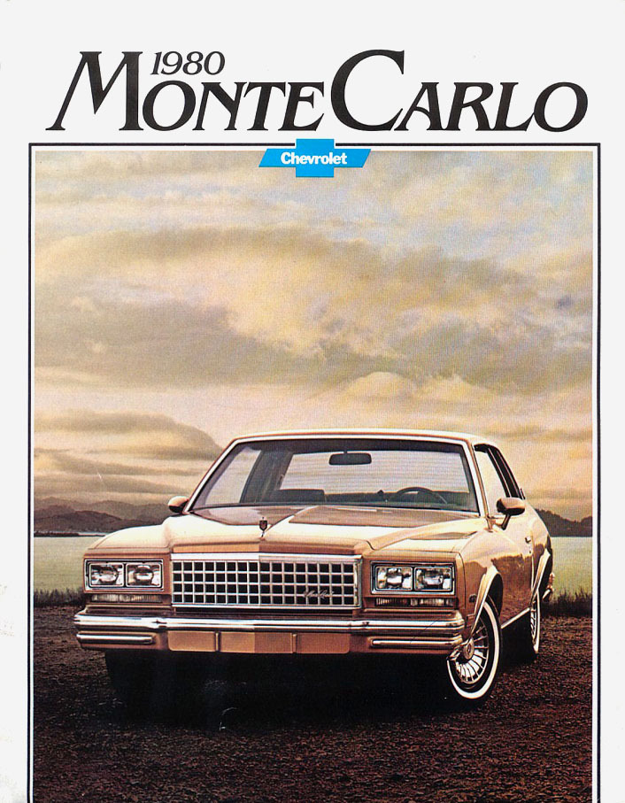 1980 chevrolet monte carlo my classic garage. Black Bedroom Furniture Sets. Home Design Ideas