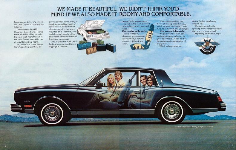 1980 Chevrolet Monte Carlo My Classic Garage