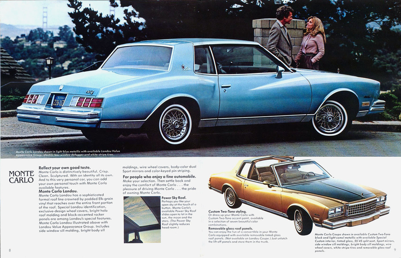 1980 Chevrolet Monte Carlo | My Classic Garage
