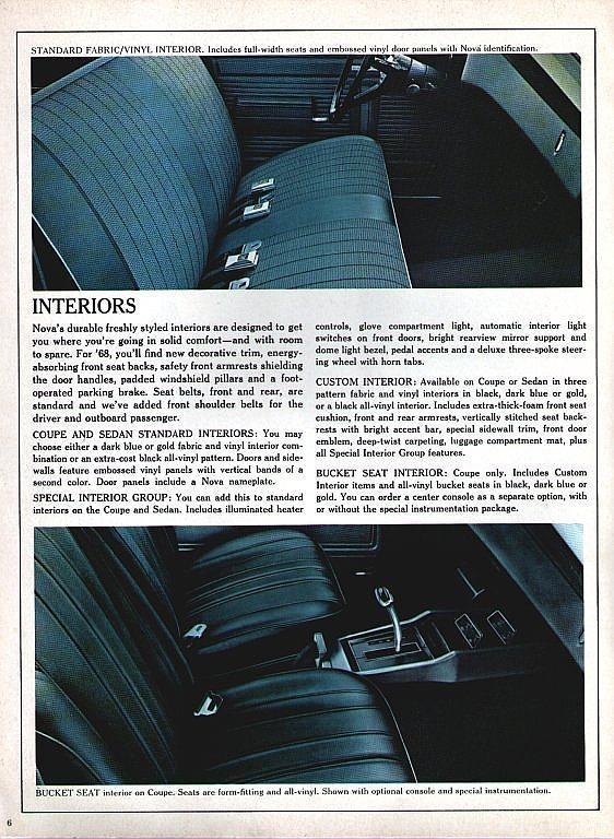American Muscle F150 >> 1968 Chevrolet Nova | My Classic Garage