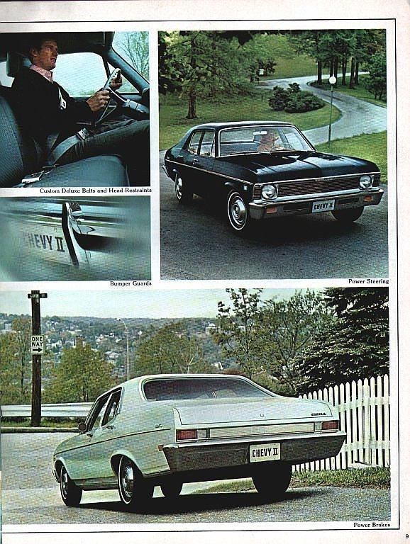 Shelby F150 For Sale >> 1968 Chevrolet Nova | My Classic Garage