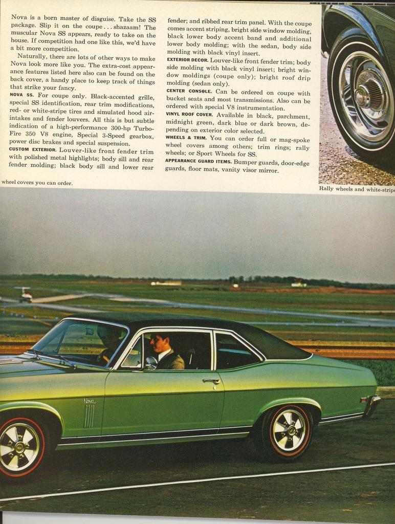 1969 Chevrolet Nova | My Classic Garage