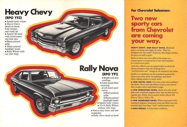 Shelby F150 For Sale >> 1971 Chevrolet Nova | My Classic Garage
