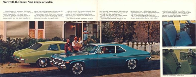 1971 Chevrolet Nova My Classic Garage