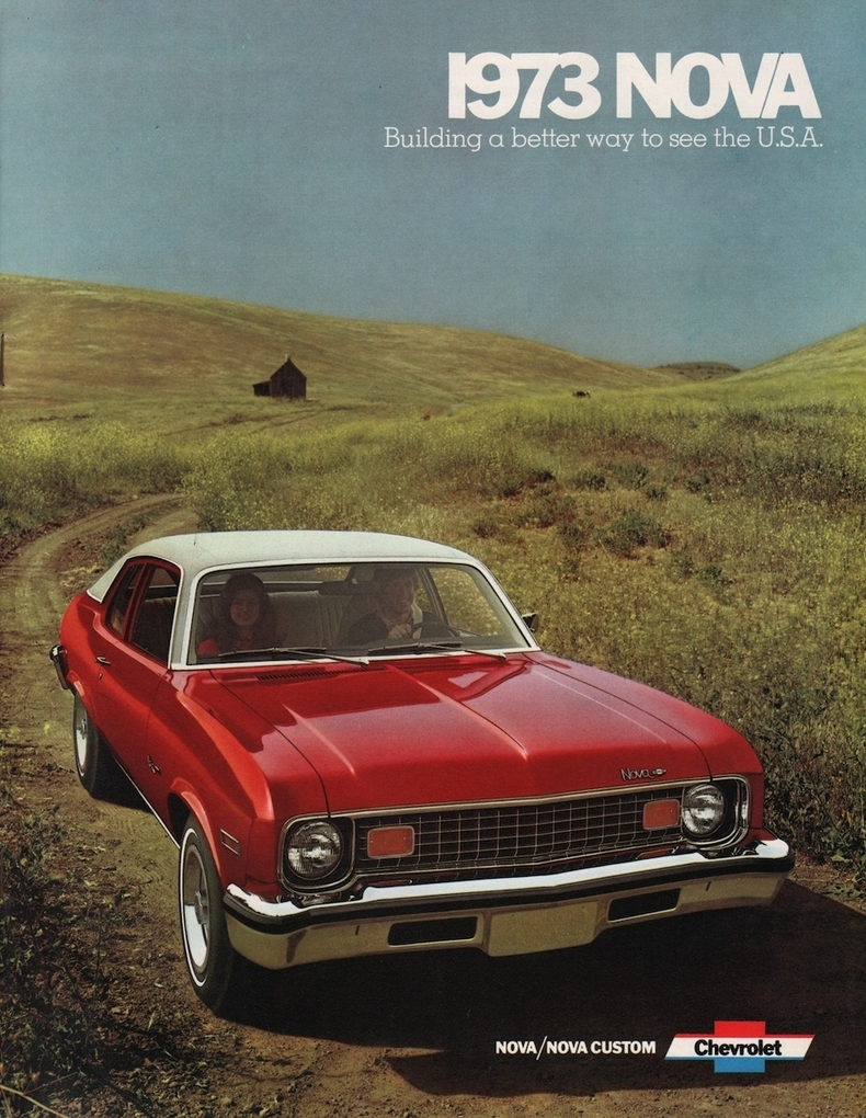 All Chevy 1973 chevy nova 1973 Nova Specs, Colors, Facts, History, and Performance | Classic ...