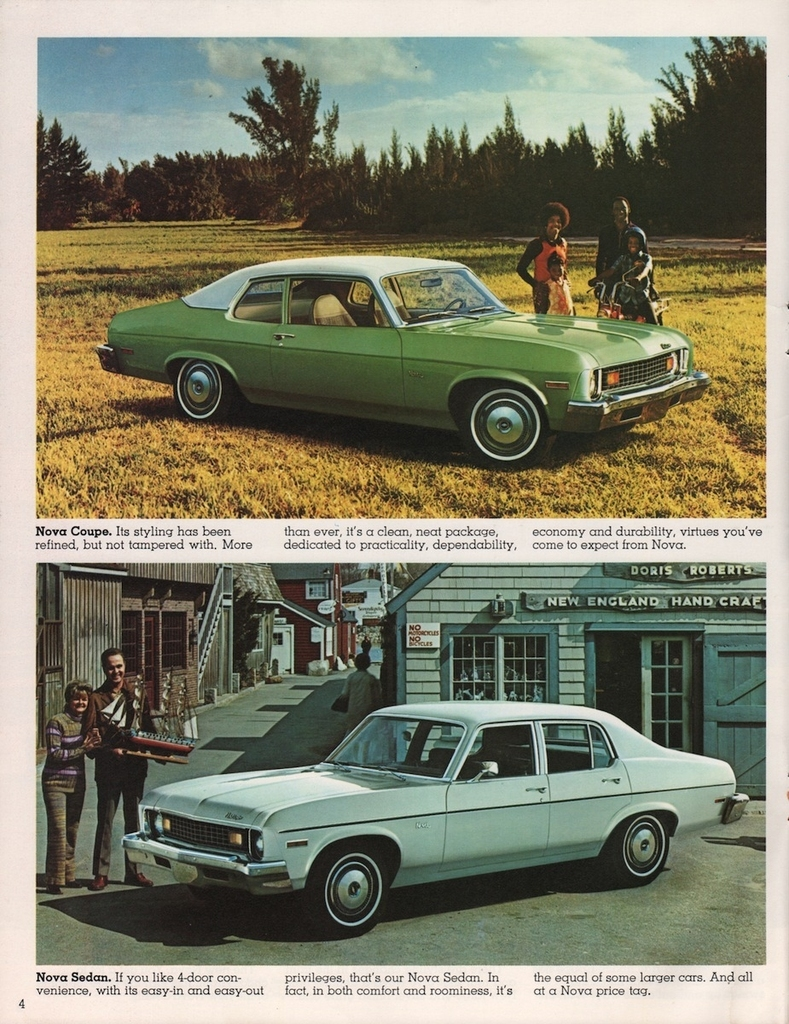 All Chevy 1973 chevy nova : 1973 Nova Specs, Colors, Facts, History, and Performance | Classic ...