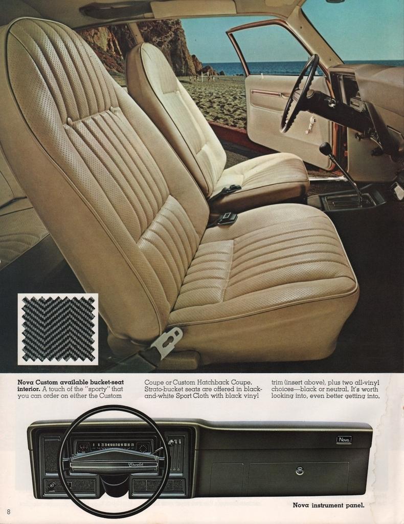 1973 Chevrolet Nova My Classic Garage