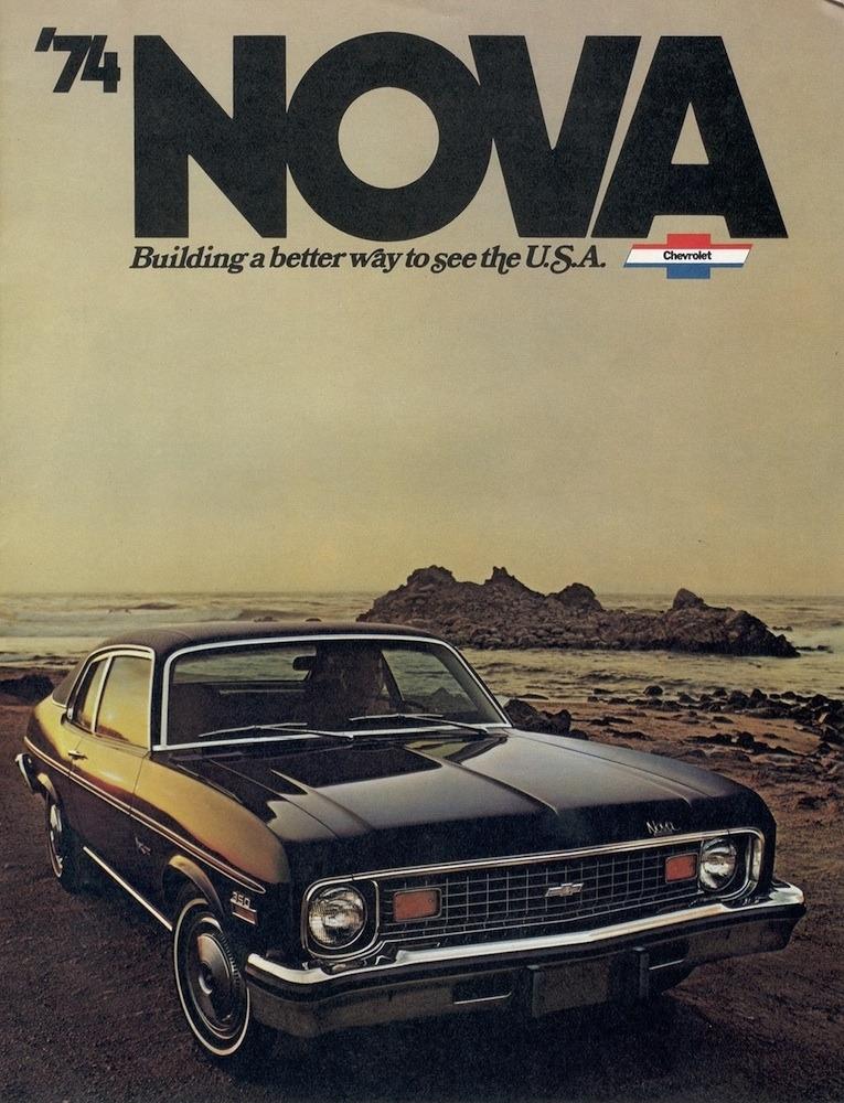 1974 Chevrolet Nova My Classic Garage